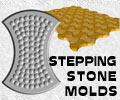 Stepping Stone Molds at CandREnterprise.com